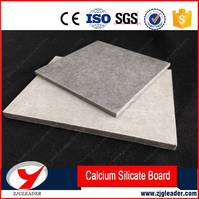 Calcium silicate insulation board