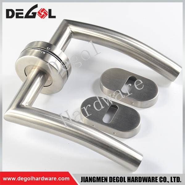 Hot Sale stainless steel lever indoor door handle