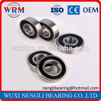High Precision deep groove ball bearing 606