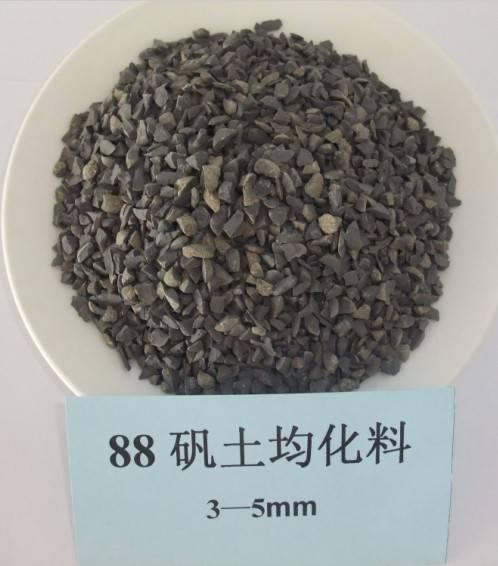 Bauxite ,Good quality 88 Homogenized Bauxite