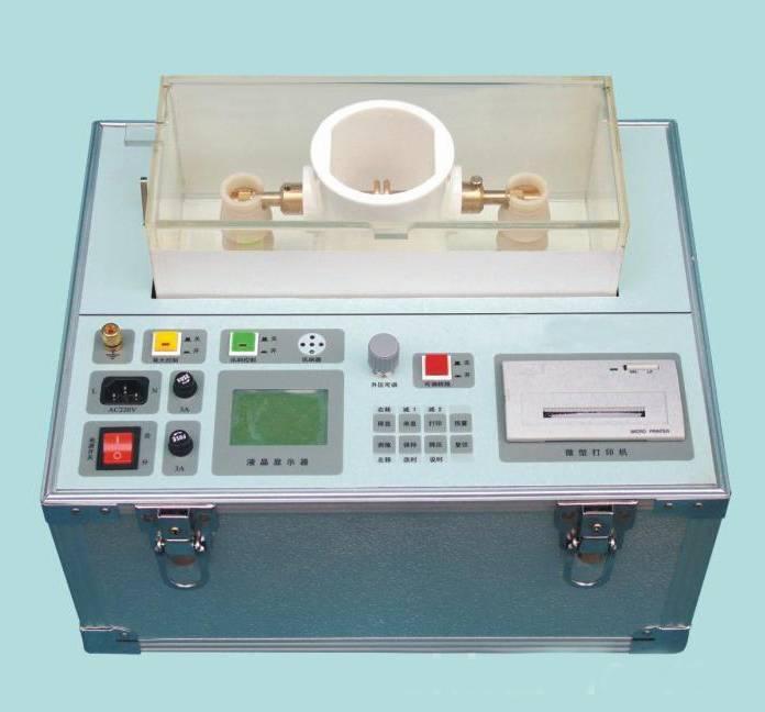 Dielectric Oil Breakdown Voltage Tester