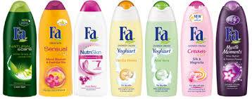 FA Shower Gel 250 ml different kind