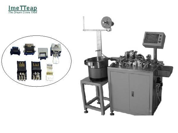 USB Jack Assembly Machine
