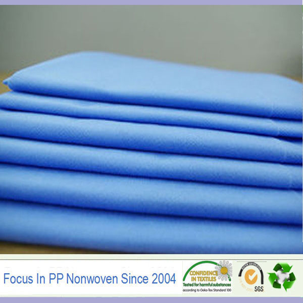 Sofine Wholesale supply pp nonwoven fabric for disposable tablecloth