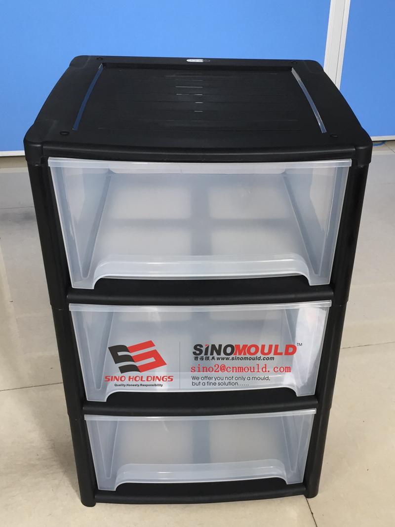 plastic drawer system molds maker