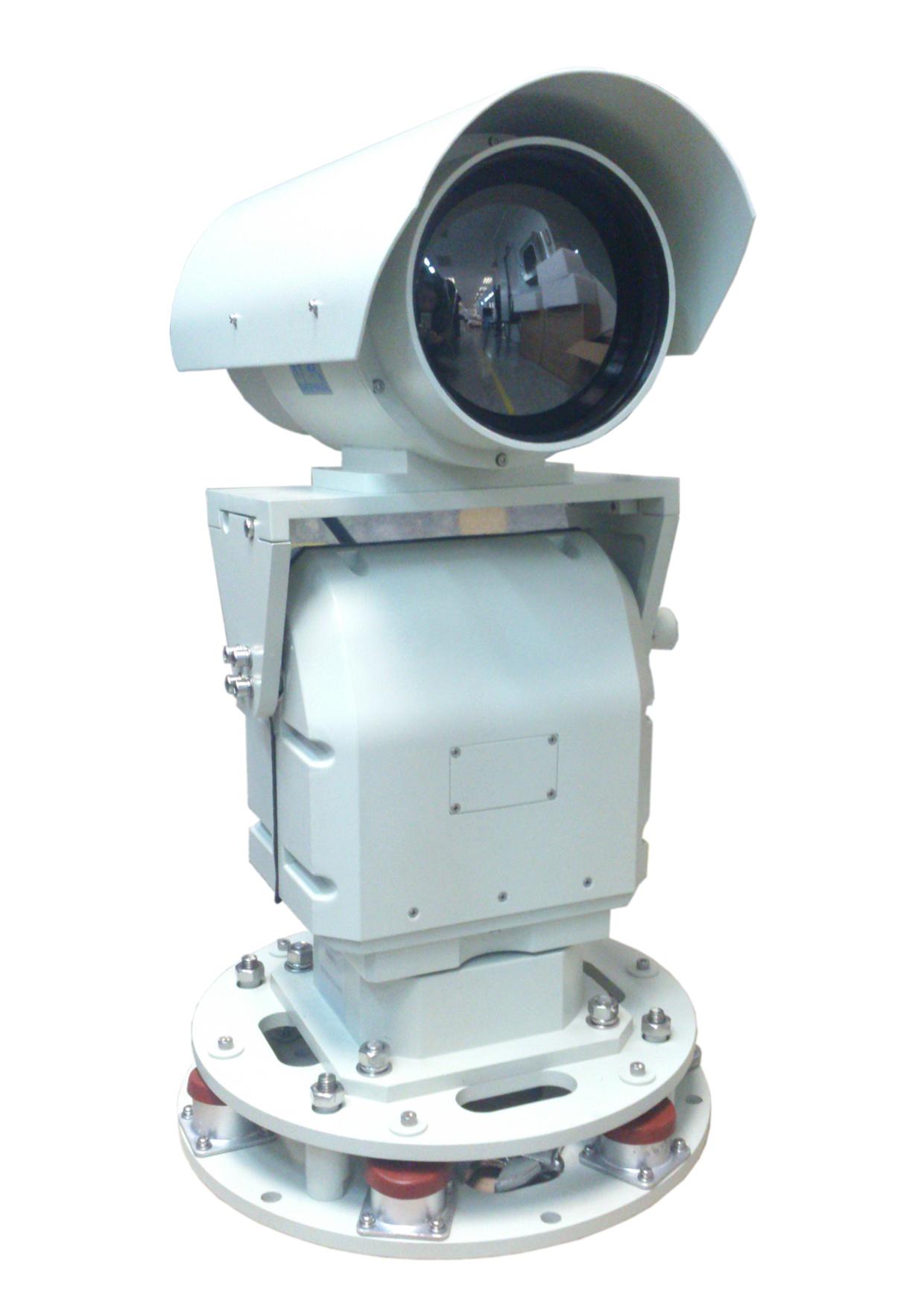 FS-UR165Middle range thermal imaging camera