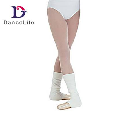 Knitted ballet dance ankle warmer