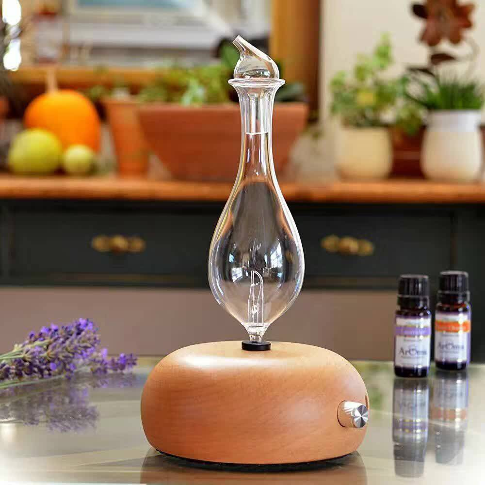 Organic Aromas Handmade pure Essential Oil Diffuser, 2015 Favourites nebulizing diffuser oil diffus