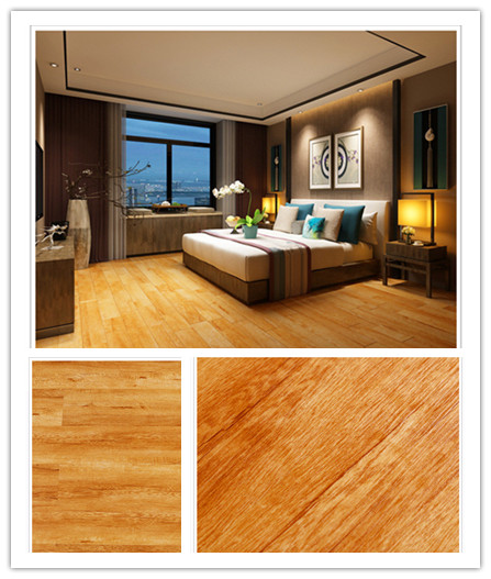 PVC flooring for office/shopping mall soundproof anti-skid long-lasting low maintenance