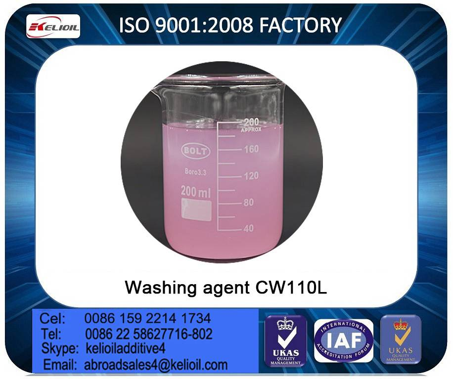 Oil Well Cleaning  Agent