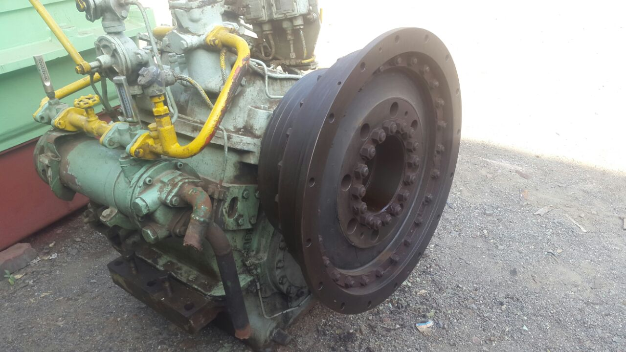 FOR SALE NIIGATA MARINE GEARBOX - MODEL MGN 586