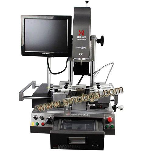 High precise Xbox 360 ps3 ps4 bga rework machine optical alignment welding station DH-G200