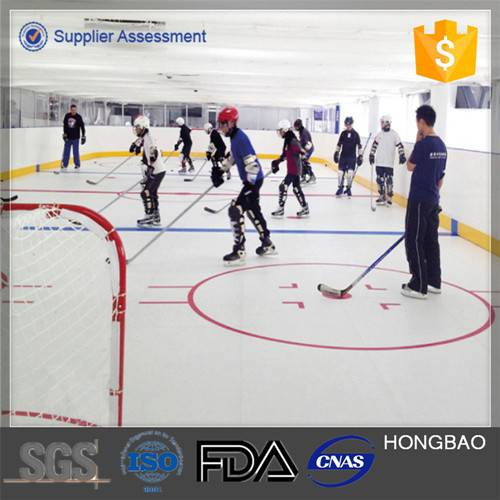 Synthetic Ice Rink Panel made in China