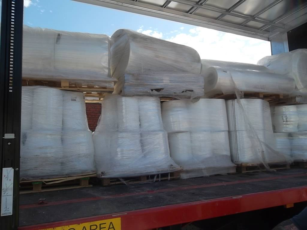 LDPE Natural Rolls with 5% EVOH