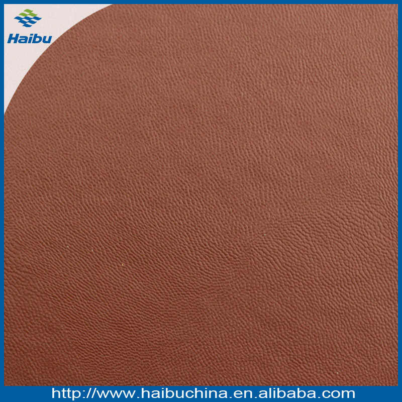 Soft-feeling PVC Leather for Garment