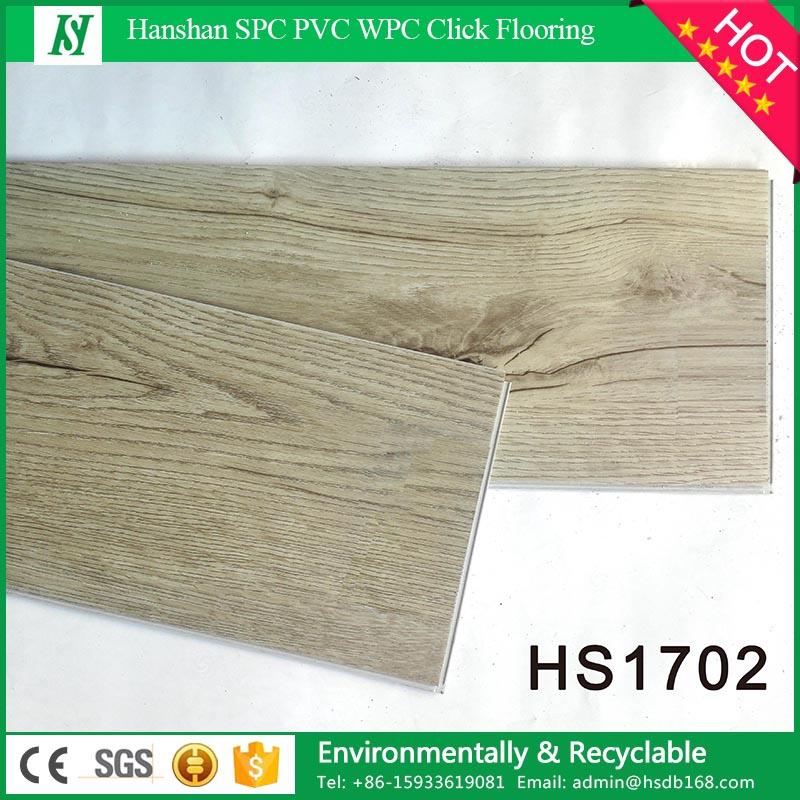 HanShan PVC Plastic Lock floor