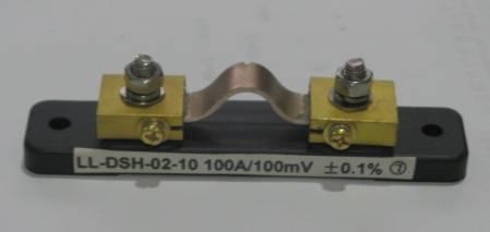 100A 60mV shunt