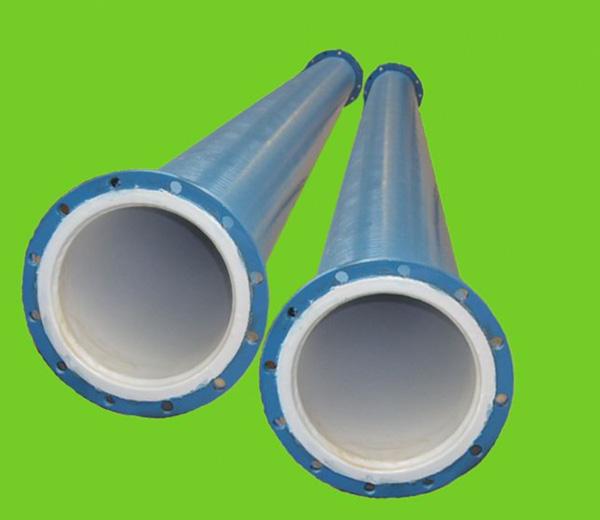 plastic-coated steel pipe