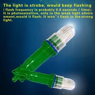 Flashing Attracting Fish light