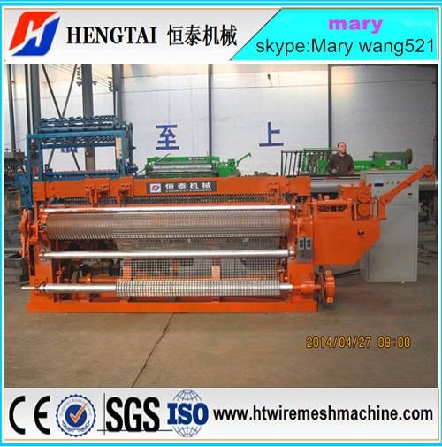 Full Automatic Welded Wire Mesh Machine(in roll)