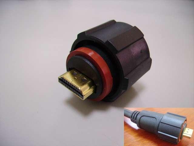 HDMI 19 PIN MALE CONNECTOR