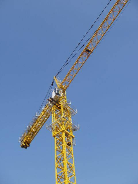 Tower Crane-Max. Capacity 10t (TC6024)-minglongmachinery@gmail.com