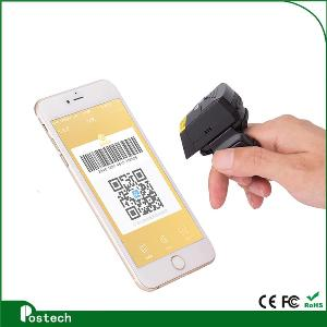 postech 2d CMOS barcode reader wearable code scanner