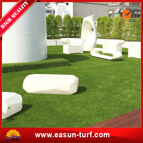 Natural garden artificial plastic carpet grass synthetic turf -AL