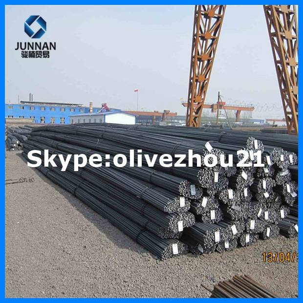 HRB500 Grade and 12m Length HRB500 Steel Rebar