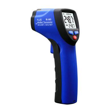 Digital Non-Contact Infrared IR Thermometer With Laser Point IR-803