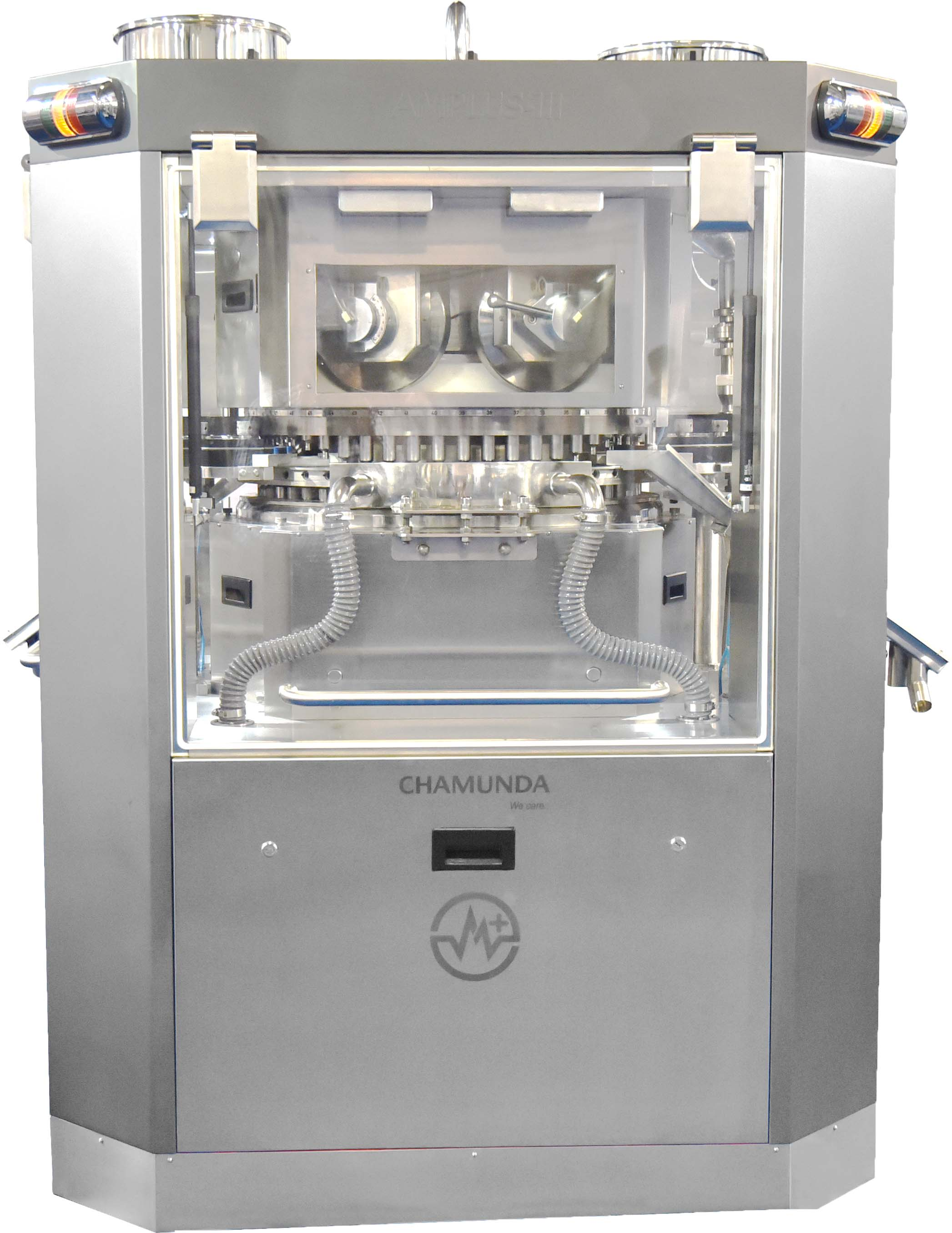 Amplus - III - High Speed Double Rotary Tablet Press Machine