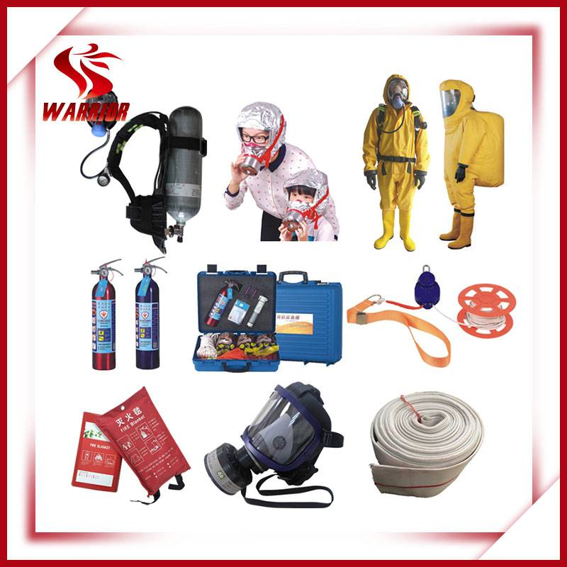 Fire fighting personal safety protective equipment