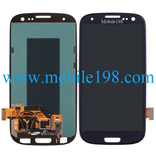 LCD Screen Display and Digitizer for Samsung Galaxy S III SGH-T999 Mobile Phone