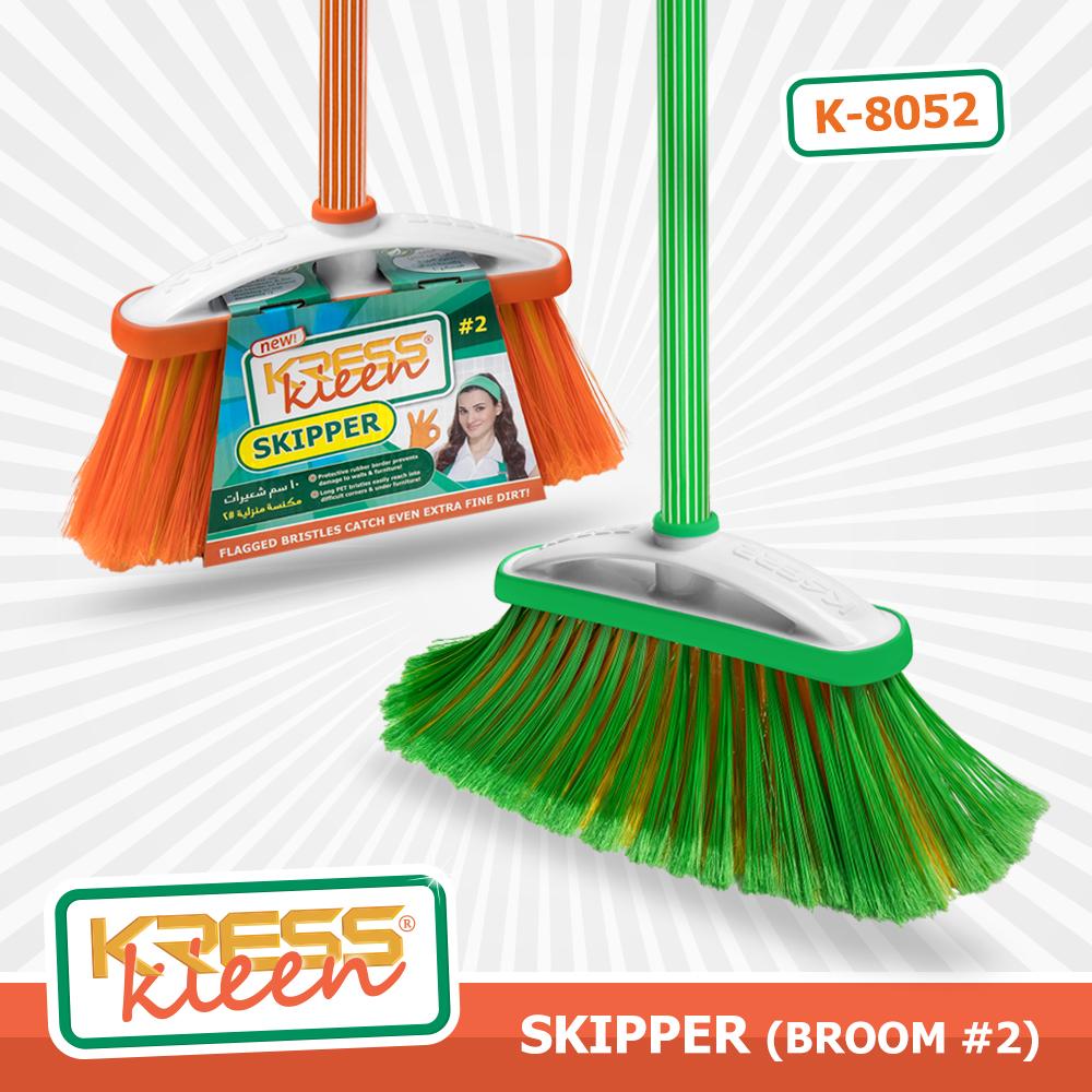 KRESS Kleen® SKIPPER (Indoor broom #2)