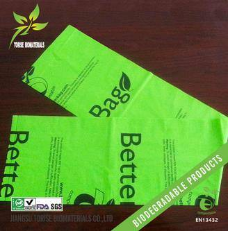 Torise 100% Biodegradable compostable garbage bags and trash bags