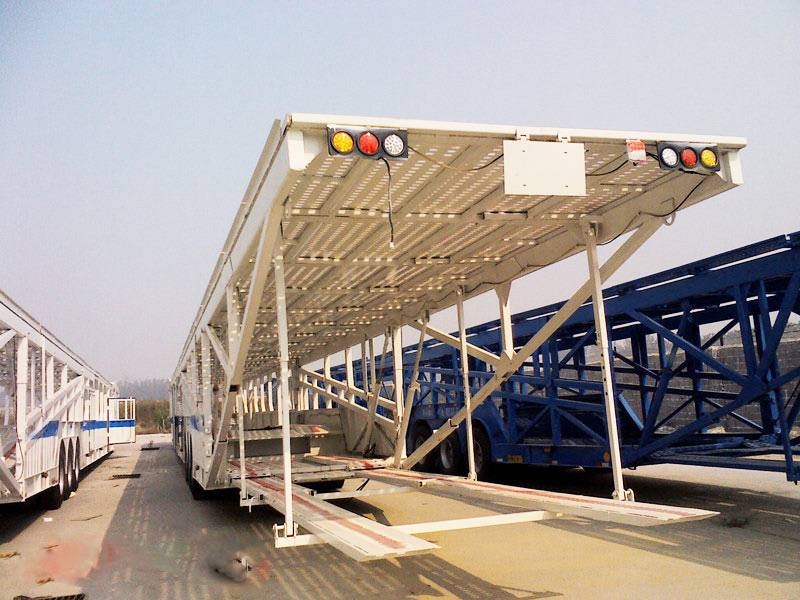 China supplier 2/3 Axles used car carrier truck,Car Carrier trailer for sale