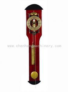 CH Skelton clock 607