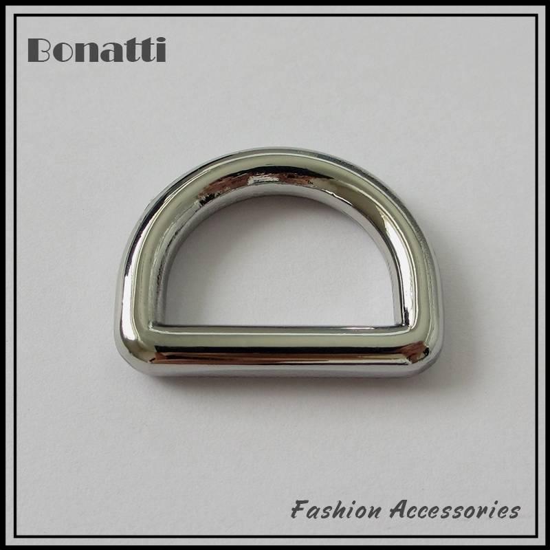 wholesale metal D ring for handbags
