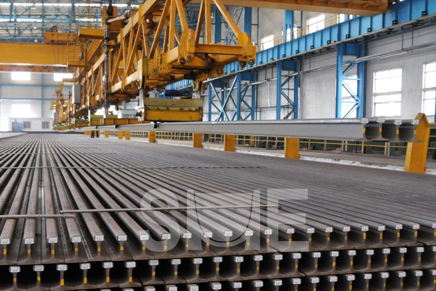 Section steel production line / Rolling mill project