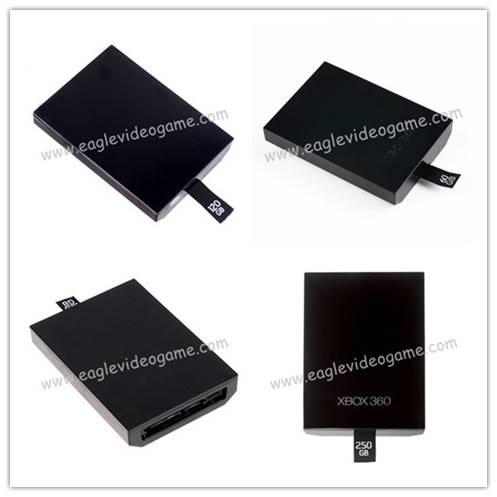 XBOX360 Slim 60GB/120GB/250GB/320GB HardDisk HDD for MICROSOFT Xbox 360