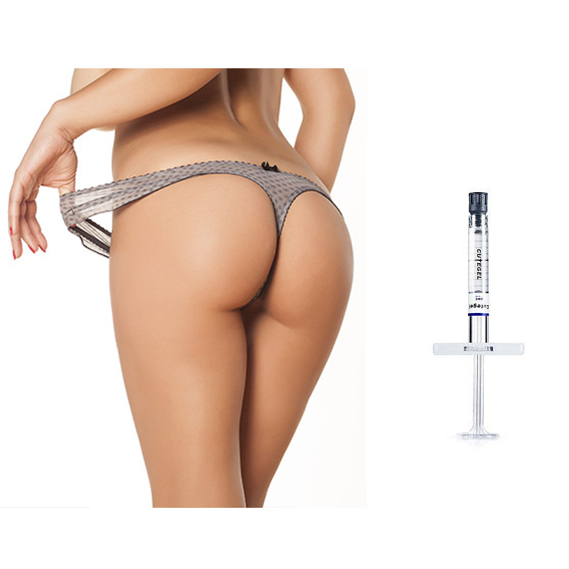 10ml Cosmetic Hyaluronic Acid Filler Dermal HA Gel Buttocks Enhancement