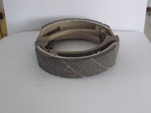 motorcycle spare part type brake shoe