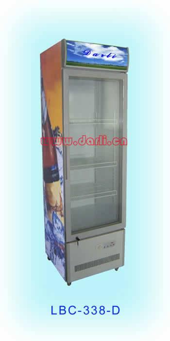 Glass door chillers