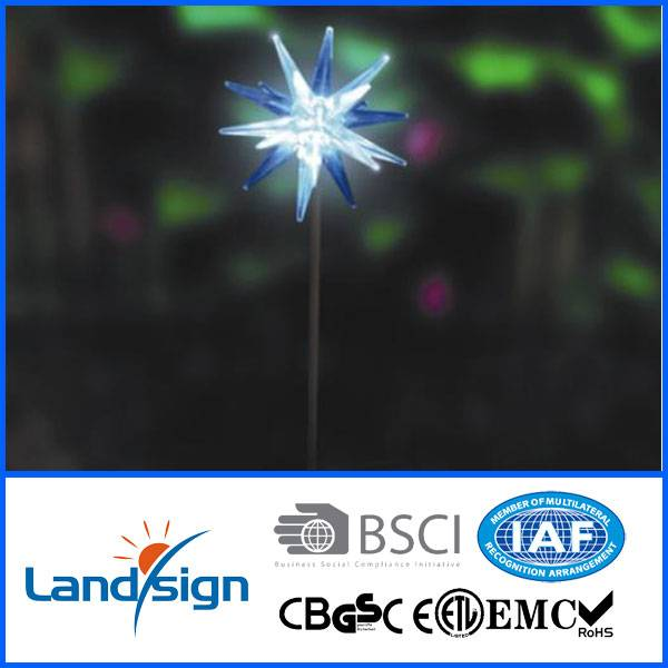 XLTD-120 Cixi Landsign 2015 new Christmas light decorative holiday living lights series shooting sta