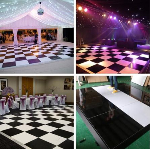 Dance Floor Manufacture China Wholesale Night Club Wedding