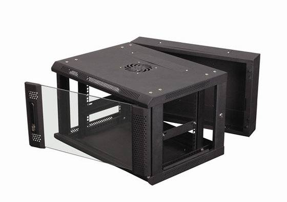 6U wall mounted network cabinets server rack