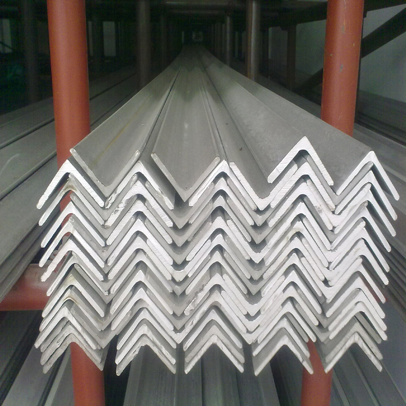 equal and unequal steel angles