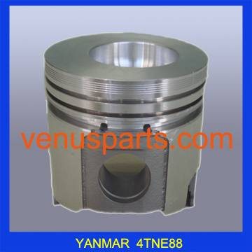 yanmar engine parts piston 4TNE88
