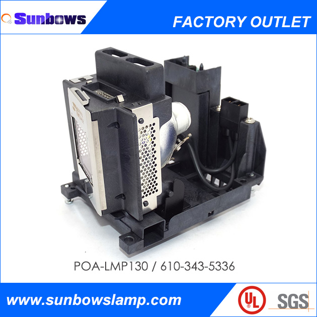 POA-LMP130 Original Projector Lamp For SANYO PDG-DET100L / PDG-DHT100L Projector