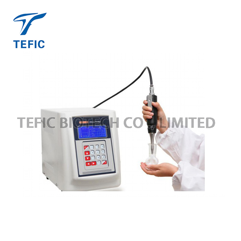 Used Lab Sonicators For Cell Disruption Handhold Type, Cheap Ultrasonic Cell Disruptor Mixer